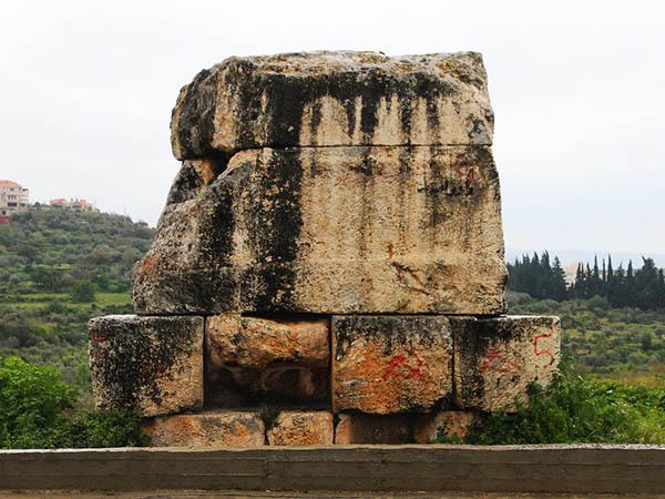 Tomb Of Hiram: Qabr Hiram, Tyre